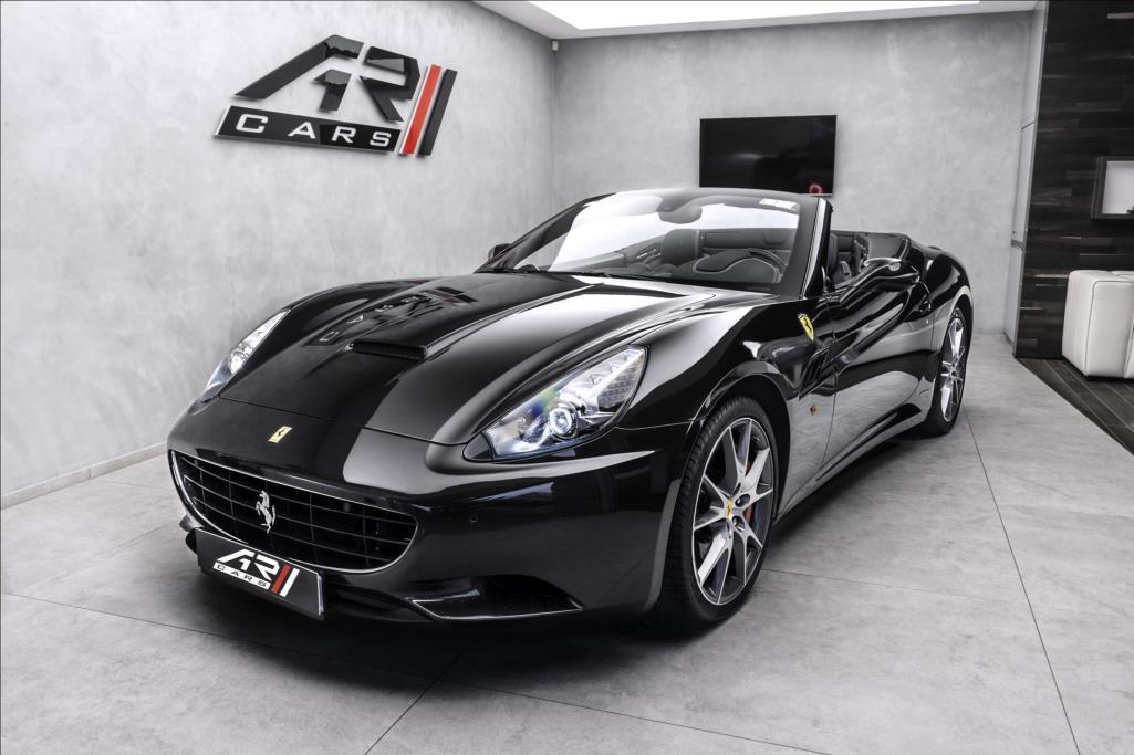 Ferrari California Edition 30, 7let servis paket, CZ | AR ...